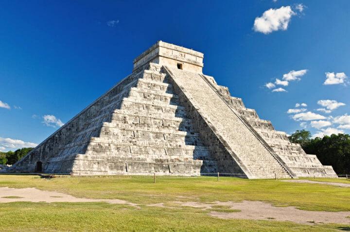 Чичен-Ица, руины в Мексике